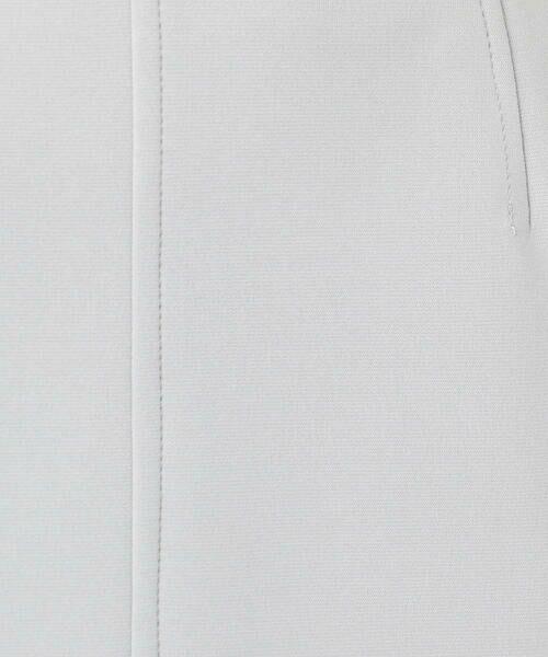 TOMORROWLAND / トゥモローランド ミニ・ひざ丈スカート | ソフトダンボール Iラインスカート | 詳細6