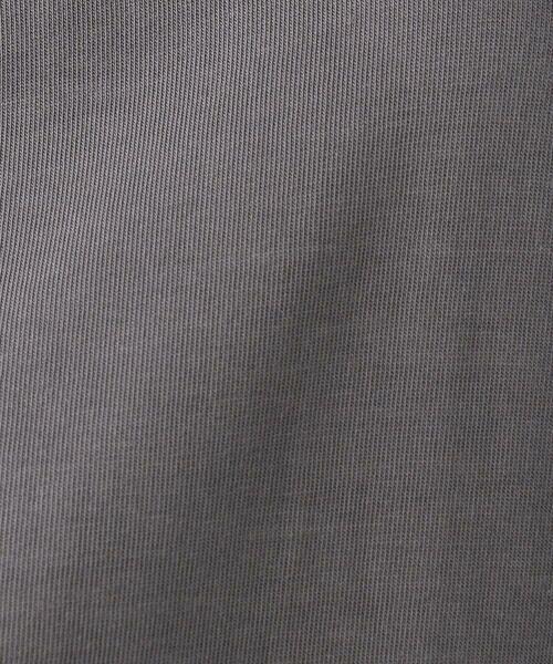 TOMORROWLAND / トゥモローランド ミニ丈・ひざ丈ワンピース   オーガニックコットン Vネックワンピース   詳細5