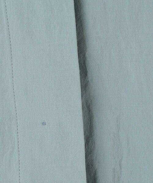 TOMORROWLAND / トゥモローランド シャツ・ブラウス | ライトコットンストレッチ フレンチスリーブシャツ | 詳細14