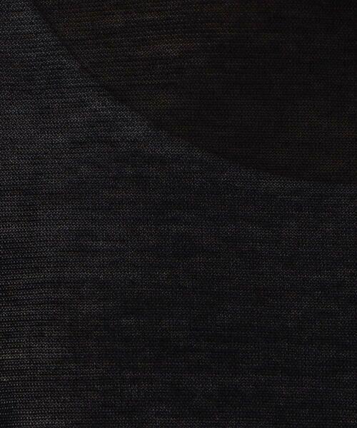 TOMORROWLAND / トゥモローランド ニット・セーター | シアーコットンギマ ラグランスリーブプルオーバー | 詳細11
