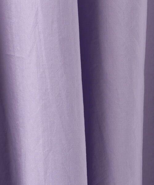 TOMORROWLAND / トゥモローランド ミニ・ひざ丈スカート | コットンシルクタイプライター マーメイドマキシスカート | 詳細7