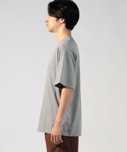TOMORROWLAND / トゥモローランド カットソー | CABaN NEW CSTARICA アートTシャツ | 詳細4