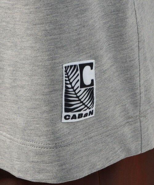 TOMORROWLAND / トゥモローランド カットソー | CABaN NEW CSTARICA アートTシャツ | 詳細9