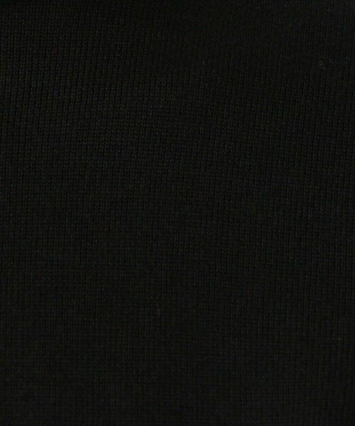 TOMORROWLAND / トゥモローランド ニット・セーター | 【一部予約】ウールポリエステル バックパールボタンプルオーバー | 詳細11
