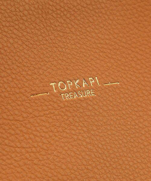 TOPKAPI / トプカピ トートバッグ | スプリットレザーA4トートバッグ | 詳細6