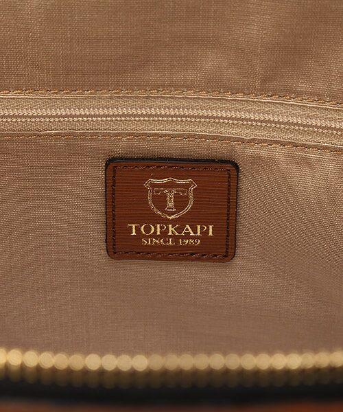 TOPKAPI / トプカピ トートバッグ | エンボスレザートートバッグ SPIGA スピーガ | 詳細13