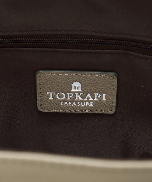 TOPKAPI / トプカピ トートバッグ   シボレザートートバッグ   詳細9