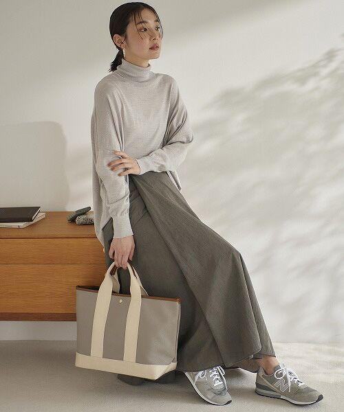 TOPKAPI / トプカピ トートバッグ | 【日本製】スコッチグレインネオレザー・A4トートバッグ | 詳細2