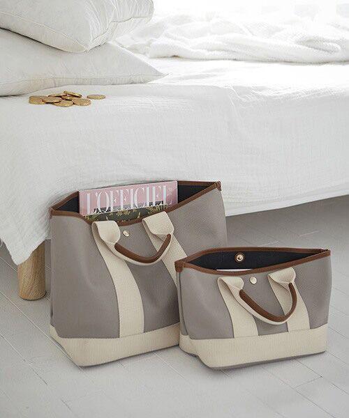 TOPKAPI / トプカピ トートバッグ | 【日本製】スコッチグレインネオレザー・ミニトートバッグ | 詳細3
