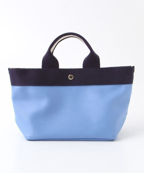 TOPKAPI / トプカピ トートバッグ | 【日本製】リプルネオレザー・ミニトートバッグ(ブルー)