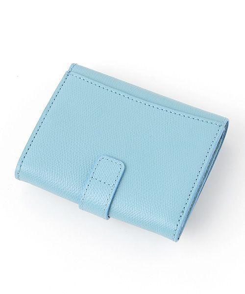 TOPKAPI / トプカピ 財布・コインケース・マネークリップ | 角シボ型押し・折り財布 | 詳細2