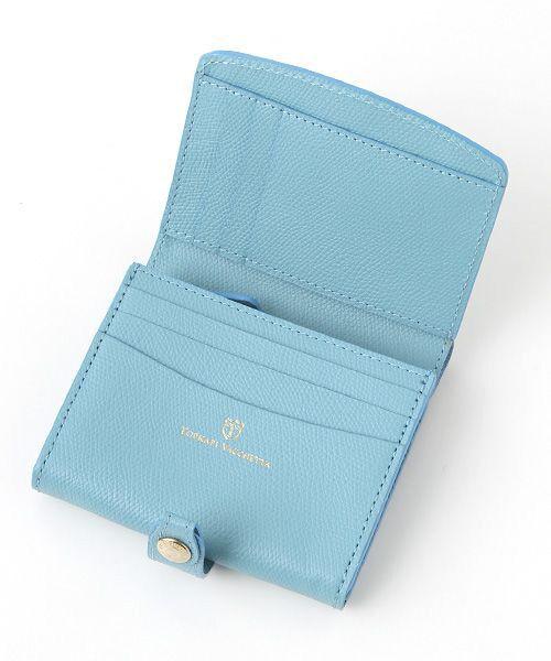 TOPKAPI / トプカピ 財布・コインケース・マネークリップ | 角シボ型押し・折り財布 | 詳細3