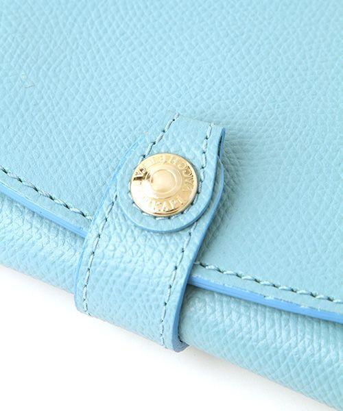 TOPKAPI / トプカピ 財布・コインケース・マネークリップ | 角シボ型押し・折り財布 | 詳細6