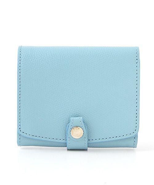 TOPKAPI / トプカピ 財布・コインケース・マネークリップ | 角シボ型押し・折り財布 | 詳細7