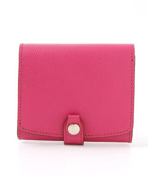 TOPKAPI / トプカピ 財布・コインケース・マネークリップ | 角シボ型押し・折り財布 | 詳細8