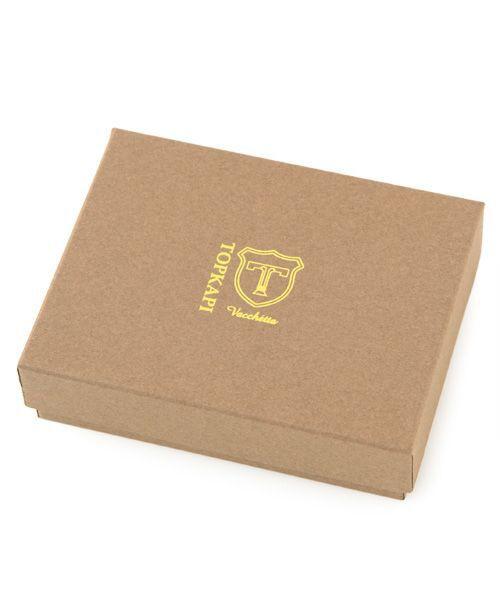 TOPKAPI / トプカピ カードケース・名刺入れ・定期入れ | 角シボ型押し・パスケース | 詳細6