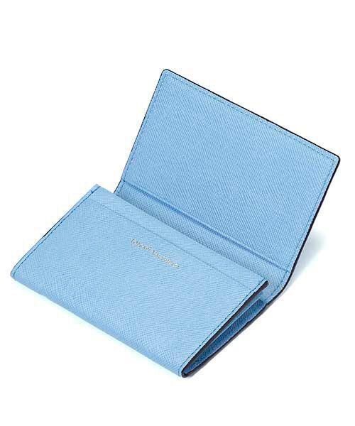 TOPKAPI / トプカピ カードケース・名刺入れ・定期入れ | CLASSICO[クラシコ]角シボ型押し・名刺入れ | 詳細16