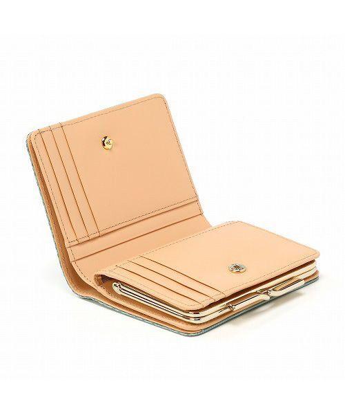 TOPKAPI / トプカピ 財布・コインケース・マネークリップ | イタリアンレザー・リザード型押し・がま口2つ折り財布 | 詳細10