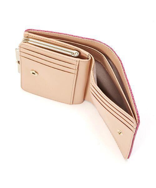 TOPKAPI / トプカピ 財布・コインケース・マネークリップ | イタリアンレザー・リザード型押し・がま口2つ折り財布 | 詳細14