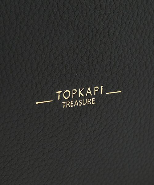 TOPKAPI / トプカピ トートバッグ | ソフトシュリンクテープコンビ・A4トートバッグ | 詳細5