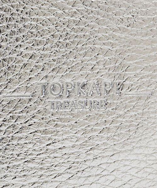 TOPKAPI / トプカピ トートバッグ | ソフトシュリンクテープコンビ・ミニトートバッグ | 詳細9