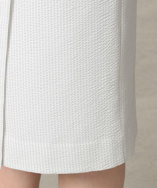TRANS WORK / トランスワーク ロング・マキシ丈スカート | 【セットアップ対応】【美skirt】【UV対策】【ウォッシャブル】プライムフレックスコードレーンスカート | 詳細8