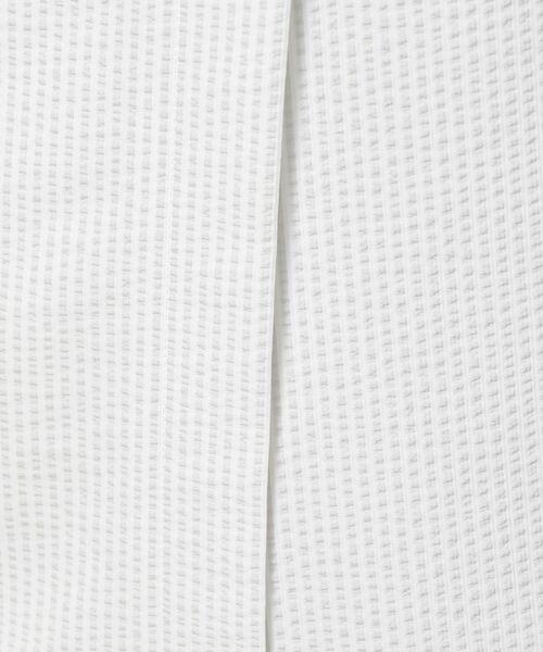 TRANS WORK / トランスワーク ロング・マキシ丈スカート | 【セットアップ対応】【美skirt】【UV対策】【ウォッシャブル】プライムフレックスコードレーンスカート | 詳細10