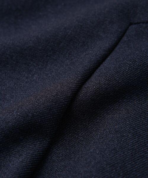 TRANS WORK / トランスワーク ロング・マキシ丈スカート | 【ウォッシャブル】ウーリッシュサージスカート | 詳細10