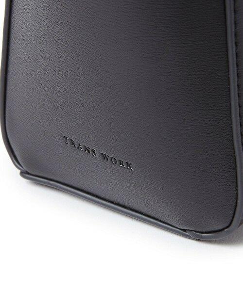 TRANS WORK / トランスワーク メッセンジャーバッグ・ウエストポーチ | 美ショルダーバッグ | 詳細19