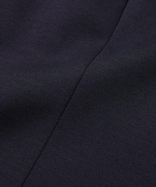 TRANS WORK / トランスワーク ノーカラージャケット | 【セットアップ対応】【XSサイズ〜】【美Jacket】トリアセルクスVラインジャケット | 詳細14