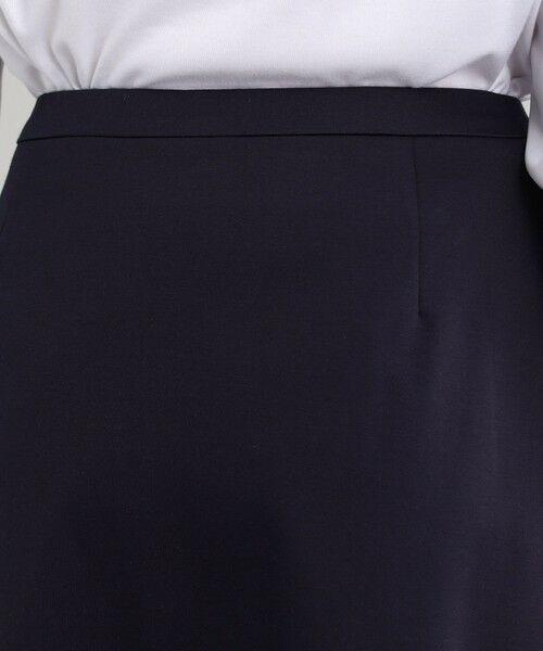 TRANS WORK / トランスワーク ロング・マキシ丈スカート | 【セットアップ対応】【XSサイズ〜】【美Skirt】トリアセルクスセミフレアースカート | 詳細9