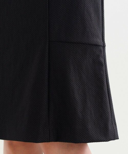 TRANS WORK / トランスワーク ロング・マキシ丈スカート   【セットアップ対応】【美Skirt】ツイーディーアートピケセミフレアースカート   詳細10