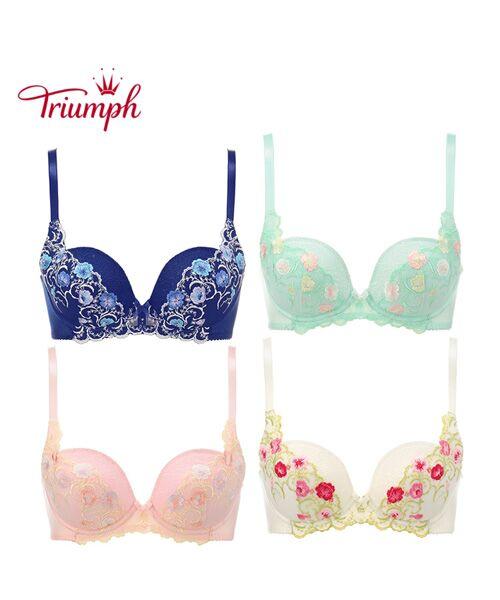 Triumph / トリンプ ブラ | 天使のブラ 魔法のハリ感 460 | 詳細2
