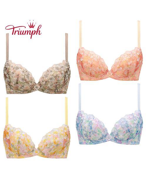 Triumph / トリンプ ブラ | 天使のブラ スリムライン 極上ライト ブラジャー462 | 詳細2