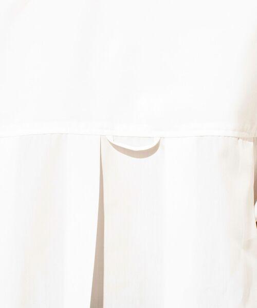 un dix cors / アンディコール シャツ・ブラウス | リヨセルポプリンスキッパーシャツ | 詳細11