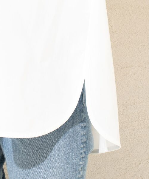 un dix cors / アンディコール シャツ・ブラウス | リヨセルポプリンスキッパーシャツ | 詳細14