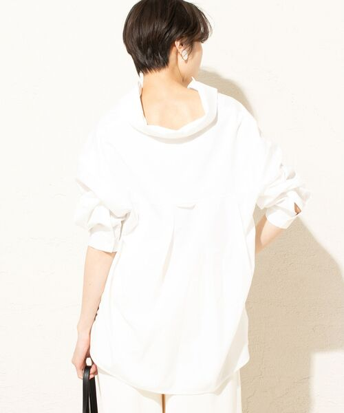 un dix cors / アンディコール シャツ・ブラウス | リヨセルポプリンスキッパーシャツ | 詳細3