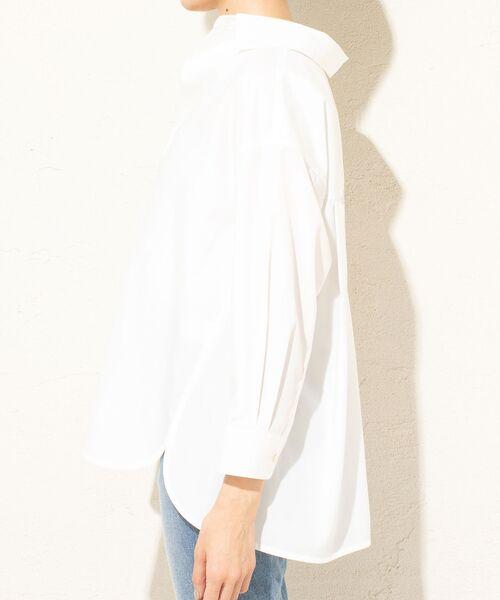 un dix cors / アンディコール シャツ・ブラウス | リヨセルポプリンスキッパーシャツ | 詳細9