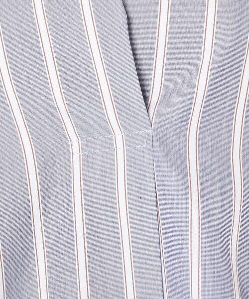 un dix cors / アンディコール シャツ・ブラウス | ストライプスキッパーシャツ | 詳細17
