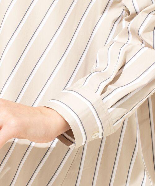 un dix cors / アンディコール ミニ丈・ひざ丈ワンピース | ストライプスキッパーワンピース | 詳細9