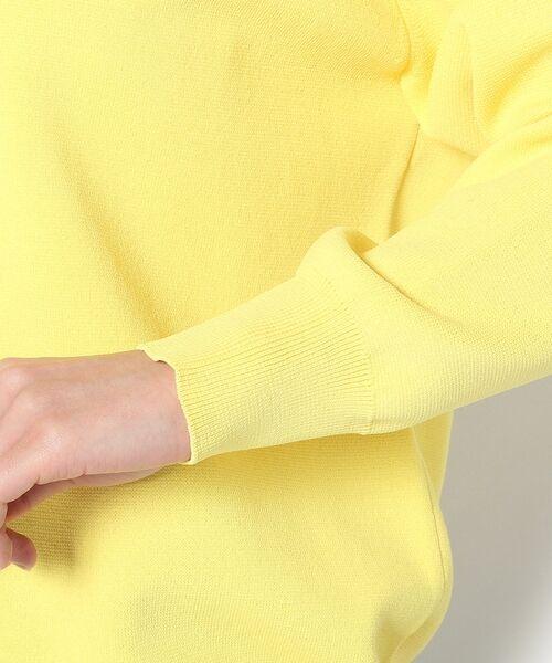 un dix cors / アンディコール ニット・セーター | Vネックミラノリブプルオーバー | 詳細18