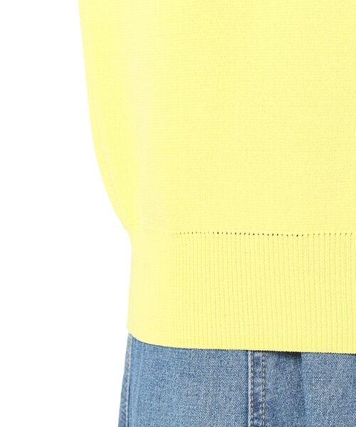 un dix cors / アンディコール ニット・セーター | Vネックミラノリブプルオーバー | 詳細19