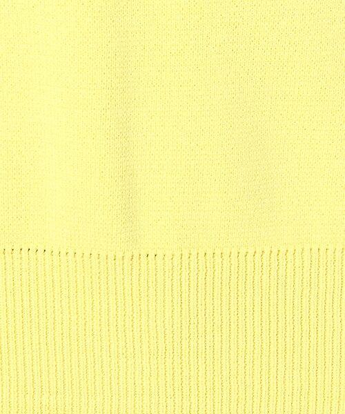 un dix cors / アンディコール ニット・セーター | Vネックミラノリブプルオーバー | 詳細20