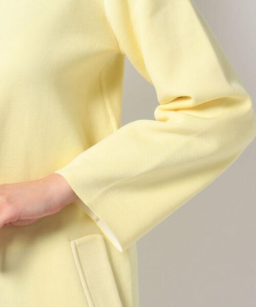 自由区 Unfilo / アンフィーロ ジユウク その他アウター | 【Unfilo】Knit Coat コート | 詳細7