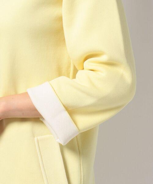 自由区 Unfilo / アンフィーロ ジユウク その他アウター | 【Unfilo】Knit Coat コート | 詳細8