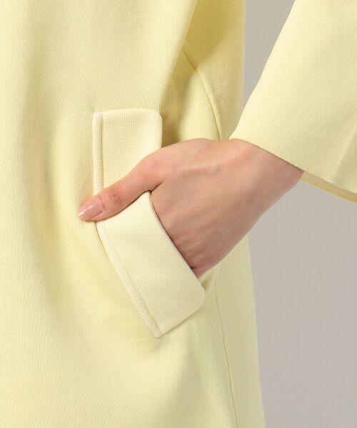 自由区 Unfilo / アンフィーロ ジユウク その他アウター | 【Unfilo】Knit Coat コート | 詳細9