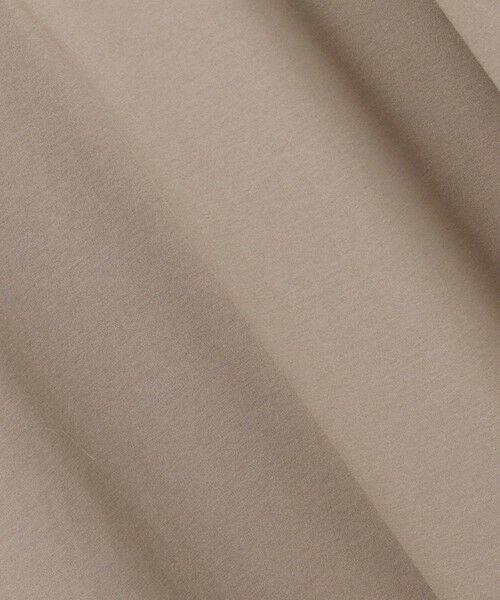 自由区 Unfilo / アンフィーロ ジユウク ロング・マキシ丈ワンピース | 【UNFILO/Sサイズ有】コットンスムース ワンピース | 詳細10