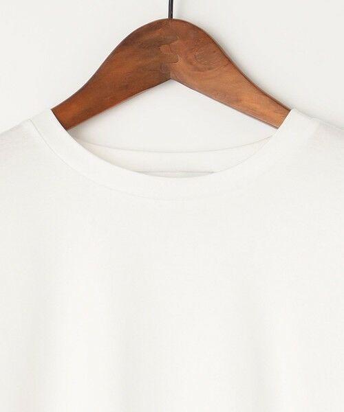 自由区 Unfilo / アンフィーロ ジユウク カットソー | 【UNFILO/撥水・汗シミ防止】カラーファンクション Tシャツ | 詳細5
