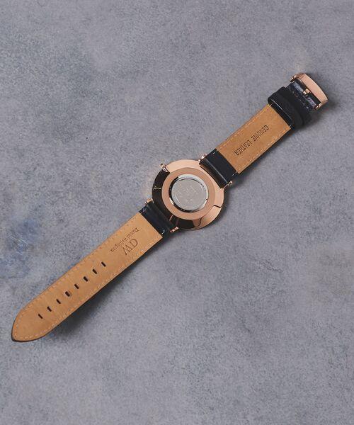 01b026b4b0 UNITED ARROWS / ユナイテッドアローズ 腕時計 | <Daniel Wellington>BLACK MODEL Sheffield  40MM 腕時計