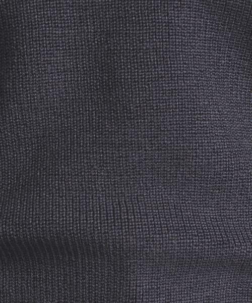 UNITED ARROWS / ユナイテッドアローズ ニット・セーター | UWCS 畦編み9ゲージ Vネックニット | 詳細2